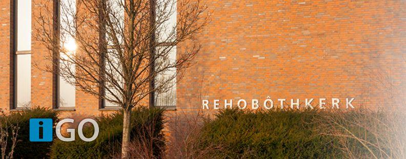 Welkom in diensten Rehobothkerk Sommelsdijk