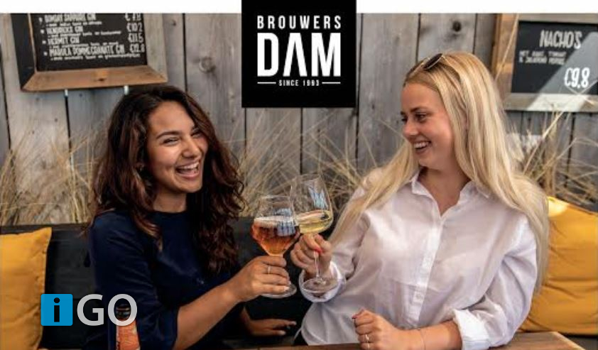 BrouwersDAMGOOD ladiesday in Ouddorp