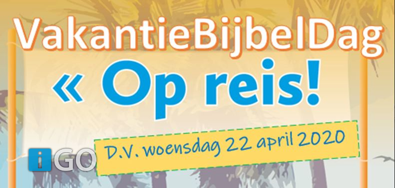 Alle kinderen welkom op VakantieBijbelDag in Sommelsdijk