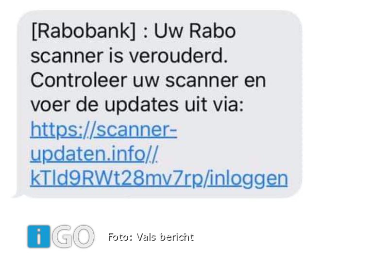 iGO Nieuws Actueel Politie waarschuwt voor valse