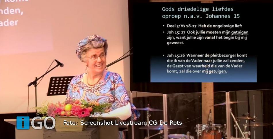 Een duizendpoot voor Jezus: Carina Saarloos (56) om het leven gekomen