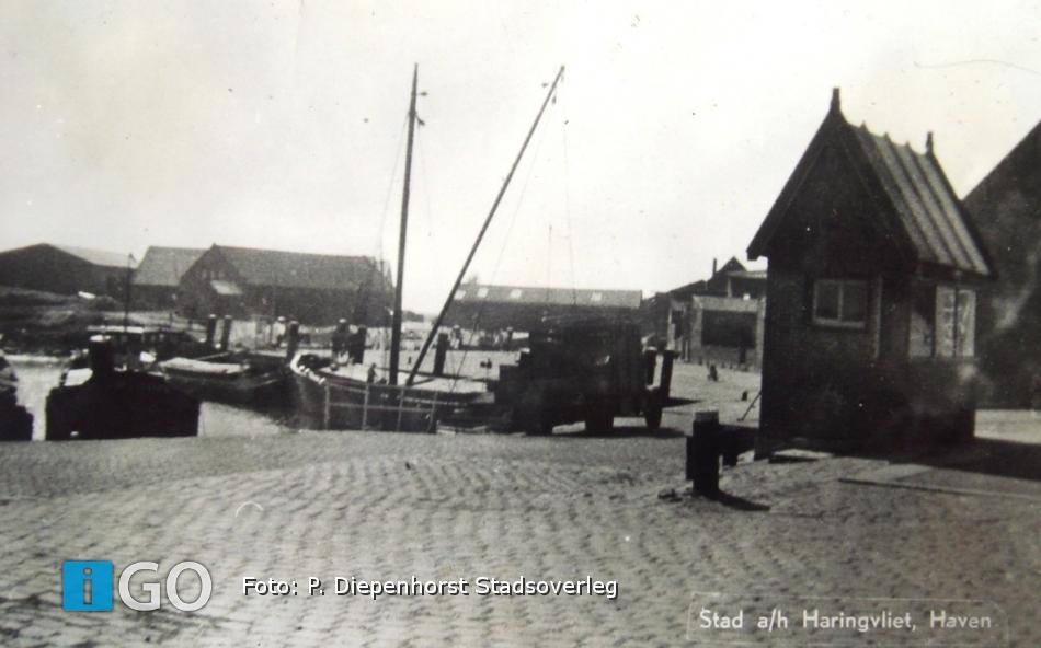 iGO Recreatie   Nieuws   Feestelijke heropening havengebied Stad aan t Haringvliet