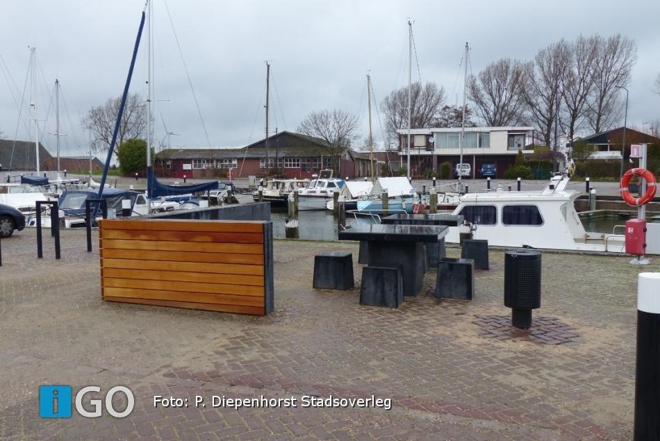 iGO Nieuws   Algemeen   Feestelijke heropening havengebied Stad aan t Haringvliet