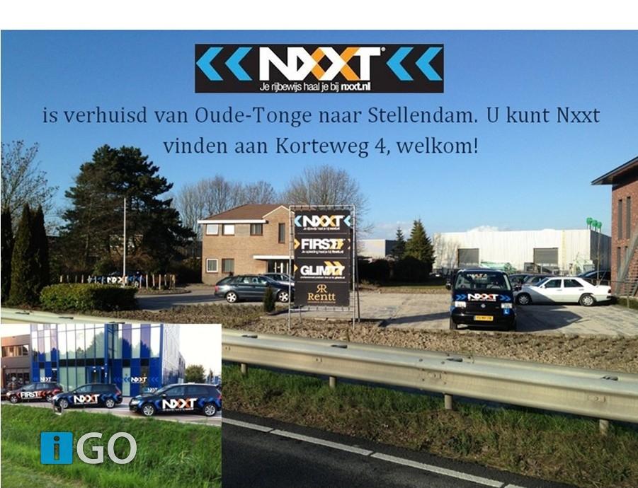 iGO Nieuws - Actueel - NXXT is verhuisd naar Stellendam