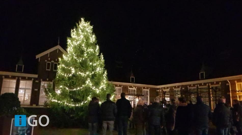 Igo Nieuws Actueel Video Burgemeester Ontsteekt Lichtjes