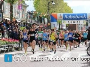 Begin Koningsdag sportief met 44e Rabobank Omloop Menheerse