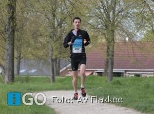 Vreugde en teleurstelling bij AV Flakkee in voorjaarsmarathons