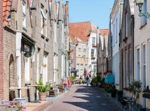 Pieterstraat-rommelmarkt Goedereede