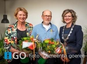 Koninklijke onderscheiding elf inwoners Goeree-Overflakkee met Lintjesregen