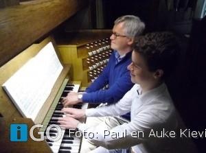 Paul en Auke Kieviet spelen 'Sprankelende Barok' rondom Johann Sebastian Bach