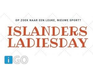 Ladiesday bij HSV The Islanders