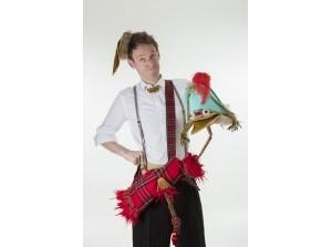 De Reuze Dwerg, die een kopje kleiner wil zijn | Kindertheater (4+)