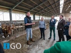 Europarlementariër Annie Schreijer-Pierik bezoekt Goeree-Overflakkee