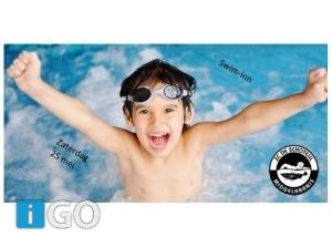 Swim-inn op 25 mei bij zwemclub De Schotejil Middelharnis