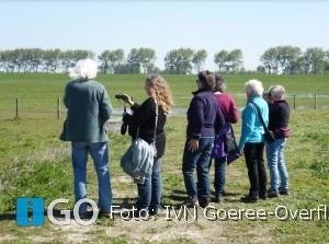 Kom en beleef de Natuur -Oudelandsedijk Oude-Tonge
