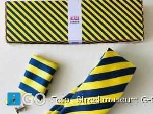 Nieuw: Sommelsdijkse stropdas voor Vaderdag