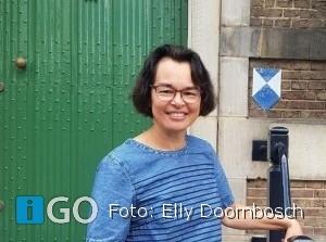 Het verhaal van het meisje van de Nachtwacht - Elly Doornbosch (Dirksland) gaf het me
