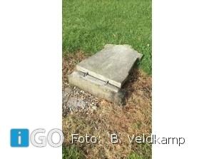 [getuigenoproep] Viertal graven vernield begraafplaats Enkele Ring Sommelsdijk