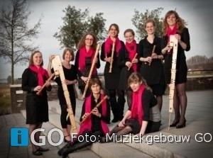 Blokfluitfestijn bij Muziekgebouw Goeree-Overflakkee