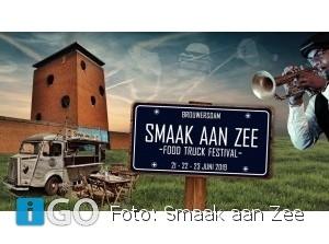 Foodtruckfestival Smaak aan Zee 21-23 juni Brouwersdam