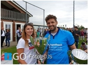 Bedrijventoernooi De Jonge Spartaan-Zettex Europe weer groot succes