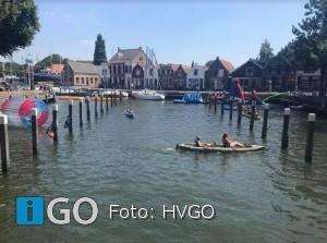 Welkom op HVGO kinderwaterspeeldag haven Middelharnis