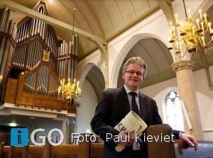 Concert met de Psalmen voor orgel van Cor Kee in Middelharnis