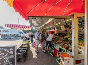 Weekmarkt Oude-Tonge