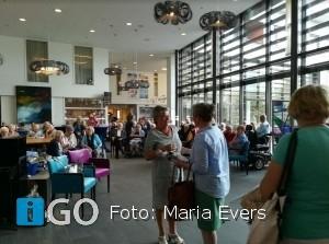 Nieuw Rijsenburg te Sommelsdijk neemt afscheid van Lia Vervloet
