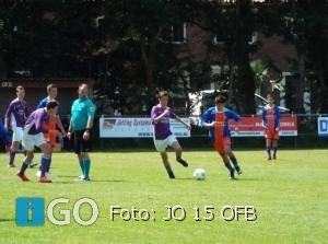 Etiënne Vaessen toernooi JO 15 OFB groot succes