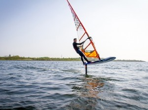 Windsurf foil clinic