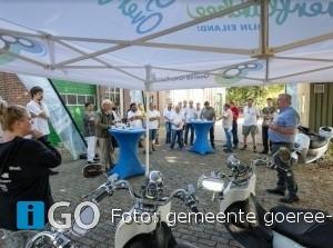 Goeree-Overflakkee start weer met extra dienstverlening aan strandgasten