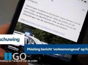 Politie vraagt online niet om identificatie slachtoffers