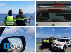 Politie Goeree-Overflakkee gaat samenwerking aan tijdens zomerdrukte