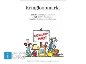 Welkom bij jaarlijkse Kringloopmarkt in Ouddorp