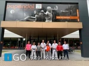 Geslaagd zomerkamp Papendal 2019 voor karateschool Kiyozumi