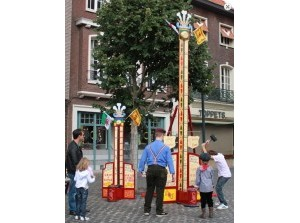 Oud Hollandse Kermis in Ouddorp Centrum