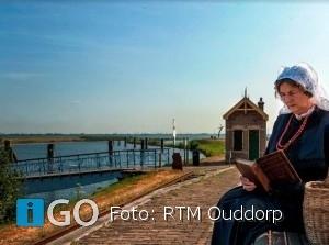 Derde seizoen dagtochten Beleef Flakkee vanaf Ouddorp bij RTM