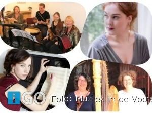 Mooi programma bij zevende editie Muziek in de Voorstraat 2019