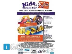 Kids-Obestaclerun KiKa gaat niet door!