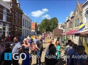 Programma Holle Bolle Avondmarkt in Sommelsdijk