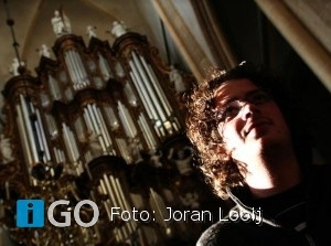 Orgelconcert Sander van den Houten in Ouddorp