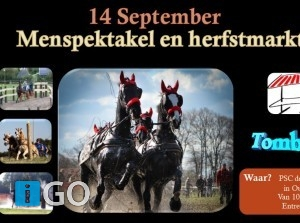 [14 sept.] Nazomermenspektakel bij manege in Ouddorp