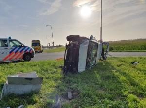 [Update] Eenzijdig ongeval met vermissing op N498