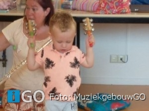 Muziek met Peuters in Ouddorp, Ooltgensplaat en Middelharnis