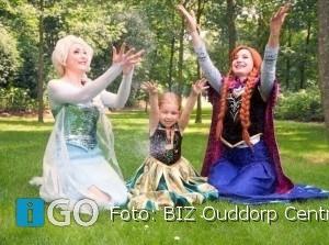 Prinsen en Prinsessendag in Ouddorp Centrum