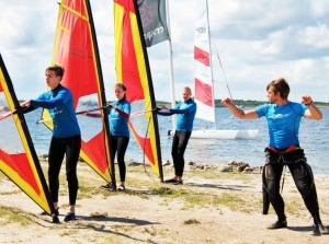 Windsurf en zeillessen