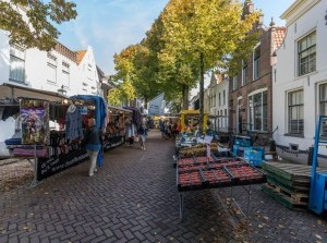 Weekmarkt Sommelsdijk