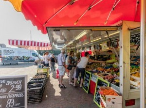 Weekmarkt Oude-Tonge