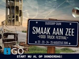 Welkom bij foodtruckfestival Smaak aan Zee Ouddorp Duin